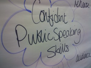 Workshop: Confident Public Speaking [for beginners]
