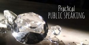 Workshop: Practical Public Speaking [for improvers]