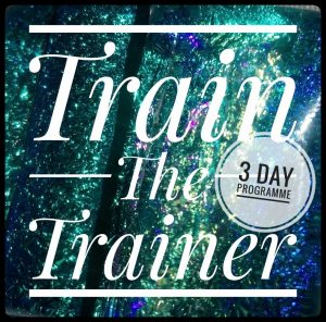 Train the Trainer programme Brighton & beyond