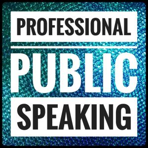 Professional Public Speaking [experienced] Brighton & beyond