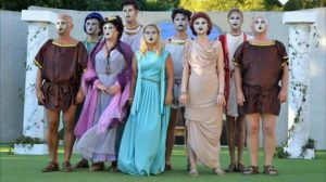 Theatre 2018: 'The Comedy of Errors'