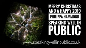 Speaking Well In Public 2018 review