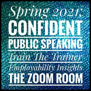1-1: Public Speaking | Train the Trainer | Employability online coaching sessions