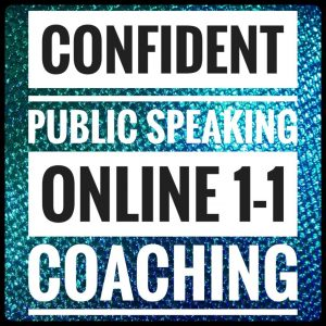 Learn Public Speaking online